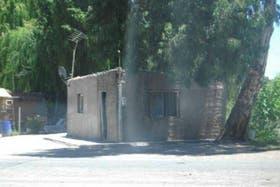 Esta sería la casa donde tuvo lugar el hecho