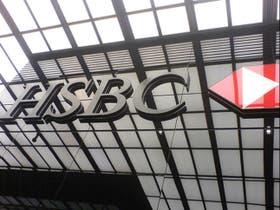 La UIF informó este domingo de las dos multas para el banco HSBC