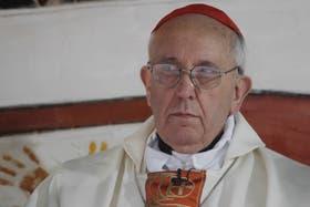 """Su entorno comentó que el cardenal planea un """"rápido regreso"""""""