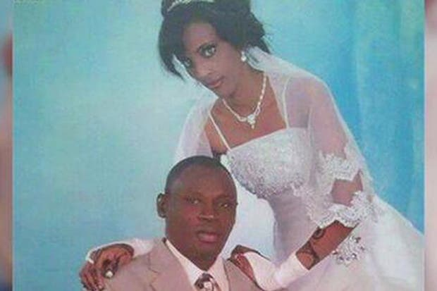 La mujer condenada a la horca por haberse casado con un cristiano