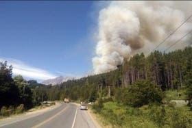 Más de 300 hectáreas fueron consumidas por un incendio forestal