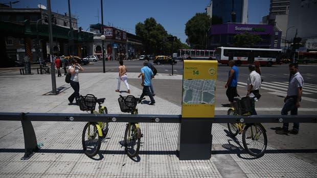 Desde noviembre faltan bicis en las estaciones