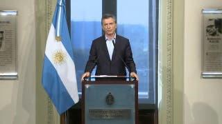 Mauricio Macri sobre los despidos