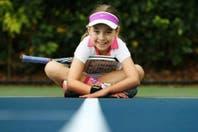 La obsesión de un padre australiano por hacer de su hija de 7 años la tenista perfecta
