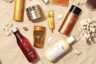 Belleza: el kit perfecto para la playa