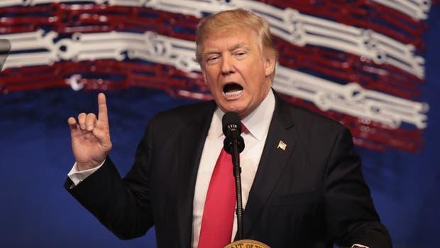 Las acciones de Trump desafían las bases de la OMC