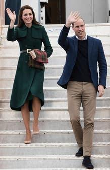 Los tapados de Kate Middleton.