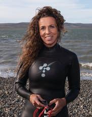 ¿Quién es la argentina que unió las Islas Malvinas a nado?