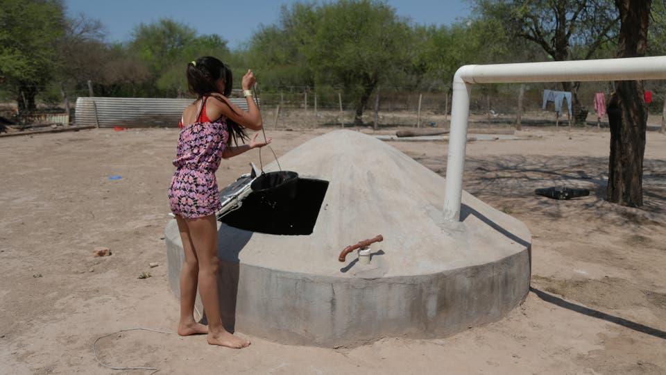 Candelaria: el pueblo santiagueño adonde el agua llega gracias al trabajo solidario
