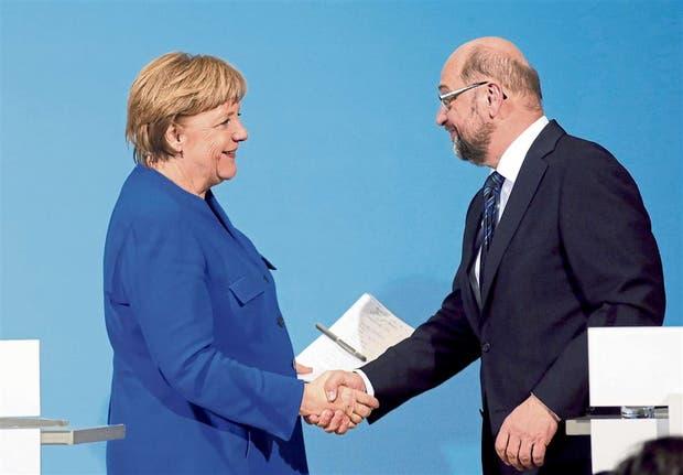 Avance en negociaciones para formar Gobierno coalición en Alemania