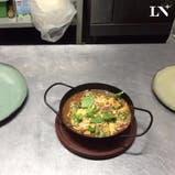 Manuel Grinberg el chef que cocina jabalí y panceta braseada