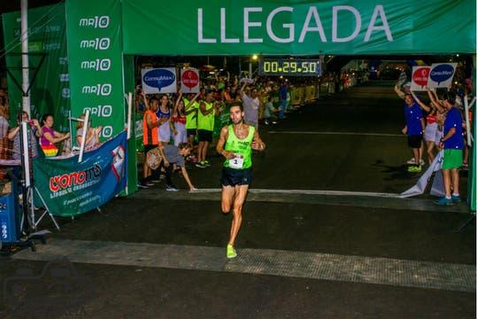 .. Foto: Román Rodríguez, de Deportes Villa Adela