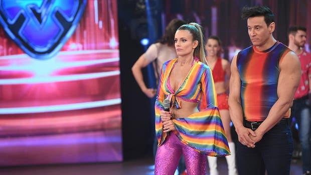 Melina Lezcano echó a su bailarín, Joel Ledesma