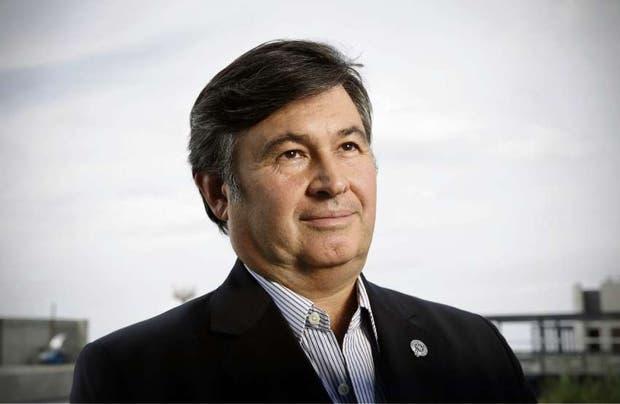 Daniel Pelegrina, presidente de la Sociedad Rural Argentina (SRA)