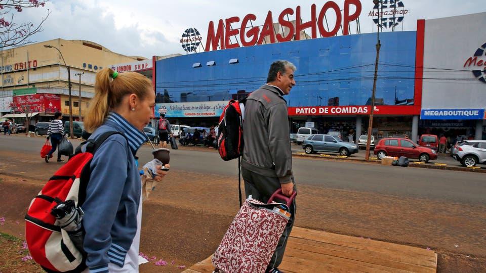 El comercio mueve millones de pesos. Foto: LA NACION / Emiliano Lasalvia /Enviado especial