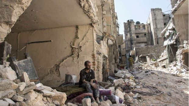 La guerra en Siria