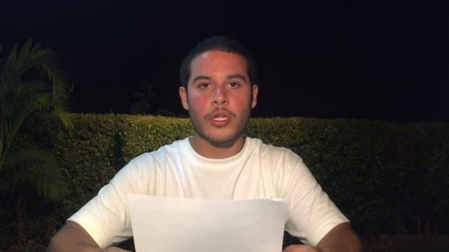 El desgarrador pedido del hijo del Defensor de Pueblo venezolano en plena crisis