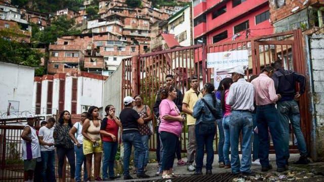 El gobierno aseguró que poco más del 41% de los venezolanos llamados a las urnas participó en la votación de la Asamblea Constituyente