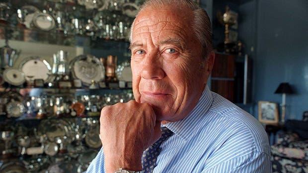El tenis argentino está de luto: murió Enrique Morea