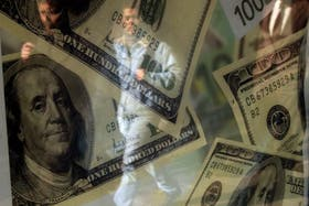 El dólar blue alcanzó hoy un nuevo record