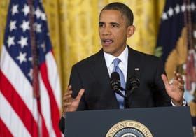 Barack Obama indicó una serie de reformas importantes en los programas de espionaje