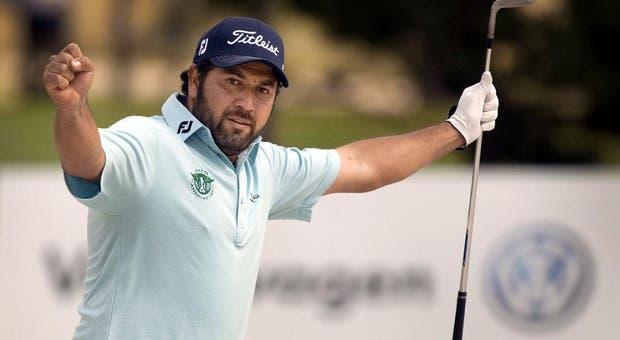 Ricardo González tuvo un gran torneo en Finlandia
