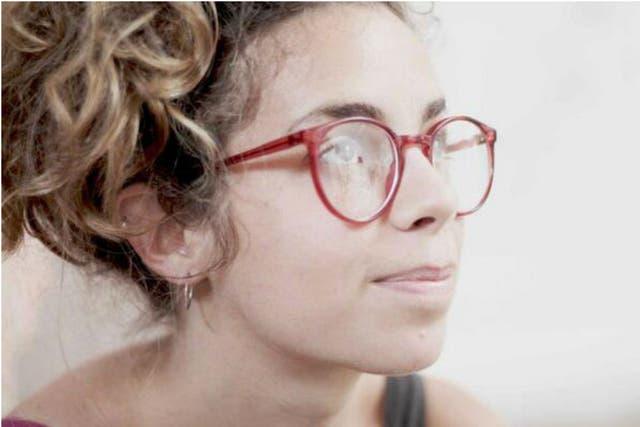 Florencia Caterina (27). Vivía en el edificio.