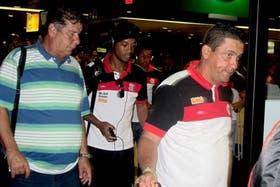 Ronaldinho volvió ebrio a la concentración de Flamengo