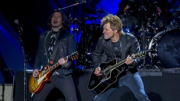 Bon Jovi regresa a Vélez