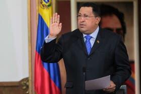 Chávez seguirá su tratamiento en Cuba