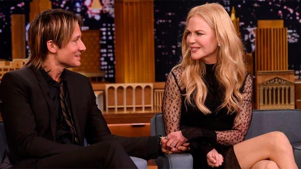 Nicole Kidman recibió un absurdo regalo por parte de su marido