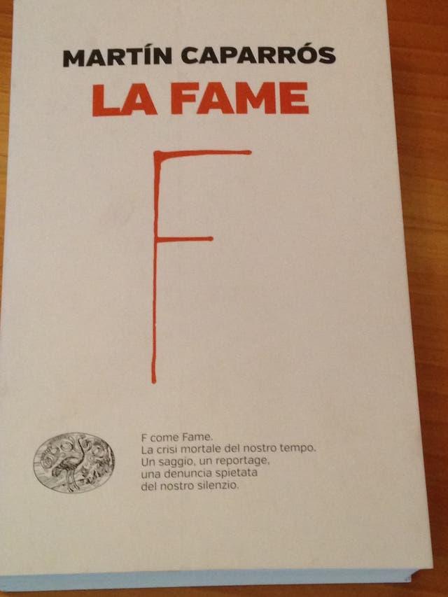 La edición italiana de El hambre