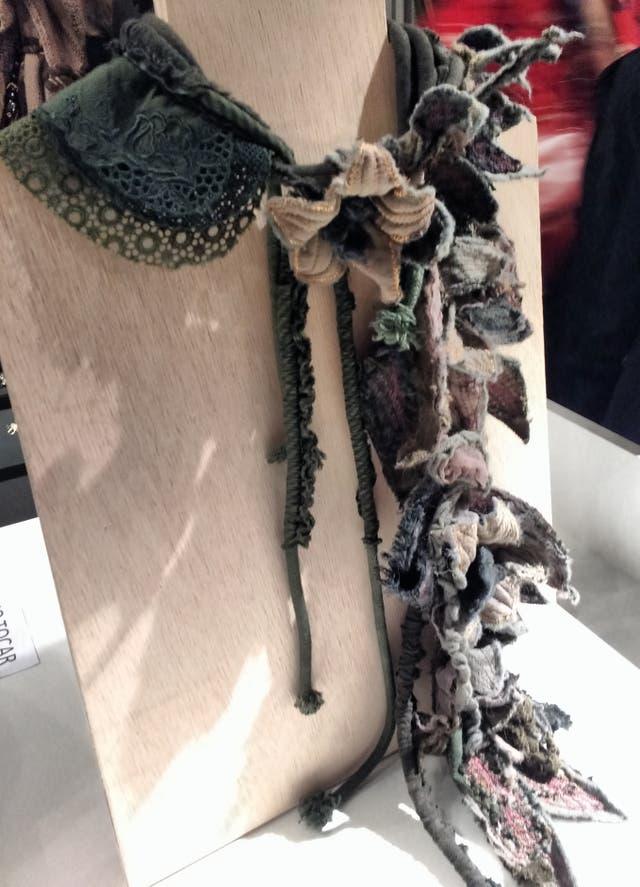 Vivero textil, de Nadine Zlotogora