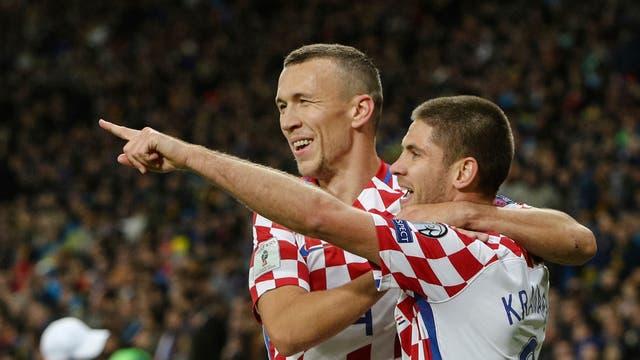 Modric y Croacia por la clasificación al Mundial de Rusia 2018