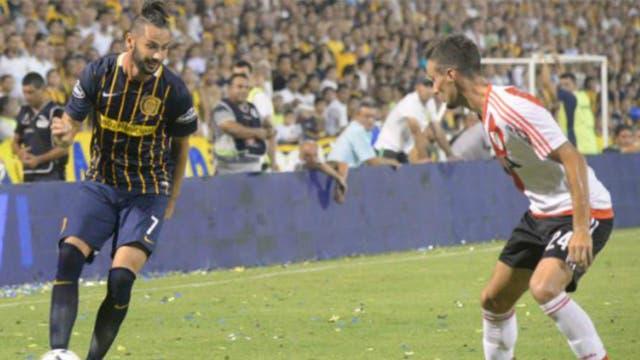 Desde su paso por Rosario Central que Larrondo no logra continuidad. En los últimos 16 meses solo pudo jugar 455 minutos
