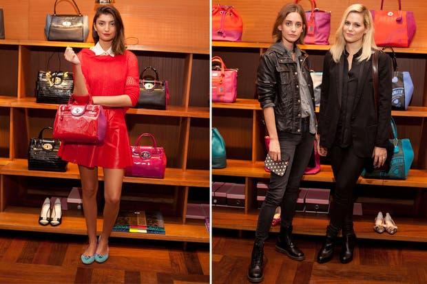 Paloma Cepeda, Juana Schindler y Jenny Williams fueron a conocer la nueva colección de vestiditos de Jackie Smith. ¡Distintos estilos que nos encantaron!. Foto: Mass PR