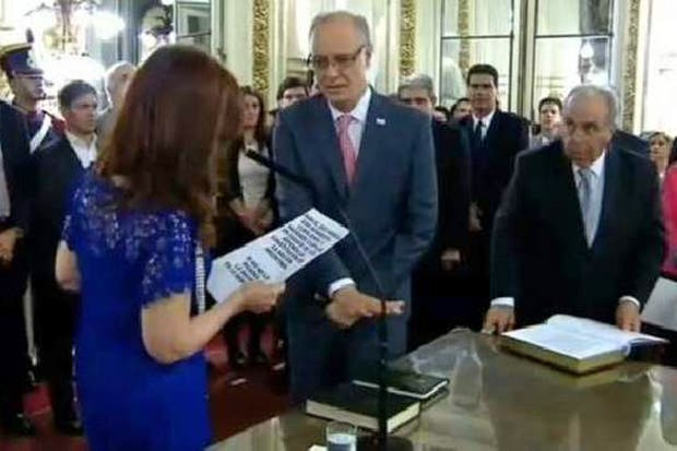 Gollán fue el último ministro de Salud de Cristina Kirchner