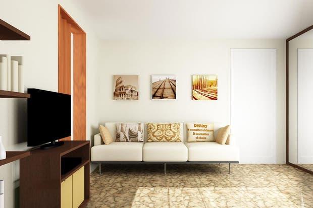 Colores de pintura para living y comedor for Colores de pintura para living