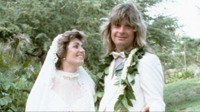 La pareja se había casado en el año 1982