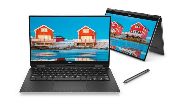 La nueva Dell XPS 13 ahora se puede usar de tableta