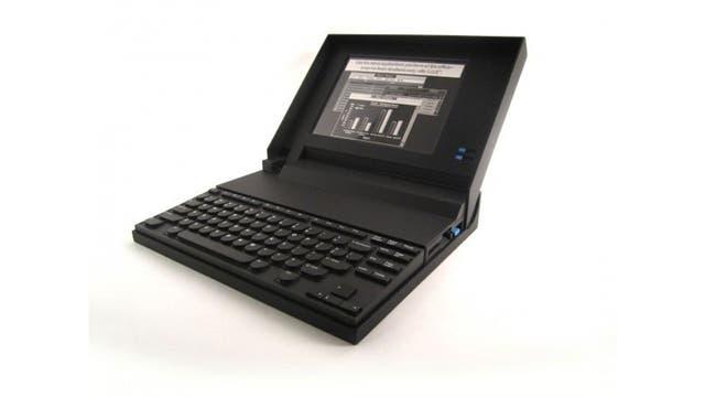 Así era el primer modelo de la ThinkPad que IBM presentó en 1992