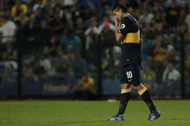 Román salió lesionado en el último partido