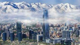 El joven distrito, con el protagonismo de la Gran Torre Santiago