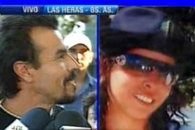 El ex marido de Silvia Luna y la agresora
