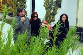 El hijo de Cristina Kirchner, Máximo, y su pareja María Rocío García estarían esperando un bebe
