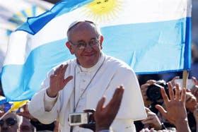 """En su valoración sobre las características que debía tener el nuevo pontífice, Bergoglio consideró que """"debía ayudar a la Iglesia a salir de sí hacia las periferias existenciales""""."""