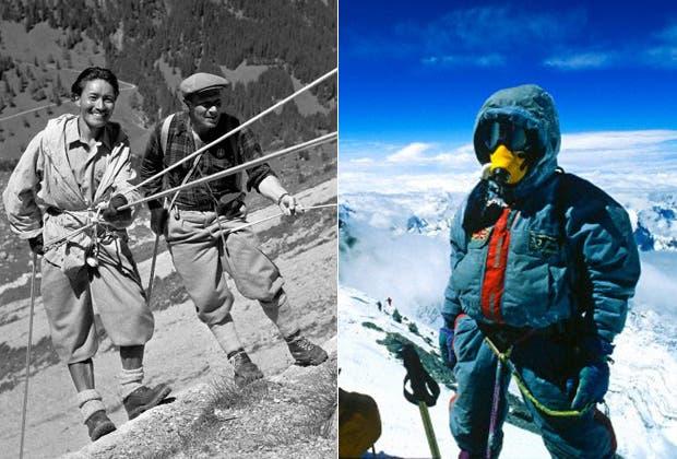 No sólo voluntad, también hizo falta que la ciencia avanzara en algunos aspectos para lograr conquistar el pico más alto del mundo.