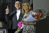 """""""Me van a hacer llorar"""", la emoción de Carlos Bianchi en la inauguración de su estatua en Vélez"""