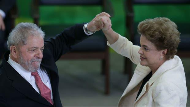 Lula da Silva logró la autorización judicial para asumir en el gobierno de Dilma Rousseff