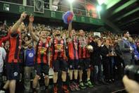 Tinelli cumplió otro sueño: San Lorenzo campeón de la Liga Nacional